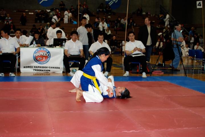 JIn Pal Hapkido Can Am Tournament