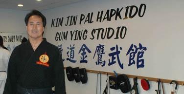 Grandmaster Kim and Gum Ying Hapkido Studio