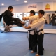 Color belt and Black belt Grading in Gum Ying Studio