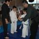 Grandmaster Kim and Master Thomas Lok