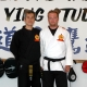 Elliott Plante spent day practicing Hapkido with Master Thomas Lok at the new Gum Ying Studio (Richmond, Vancouver)